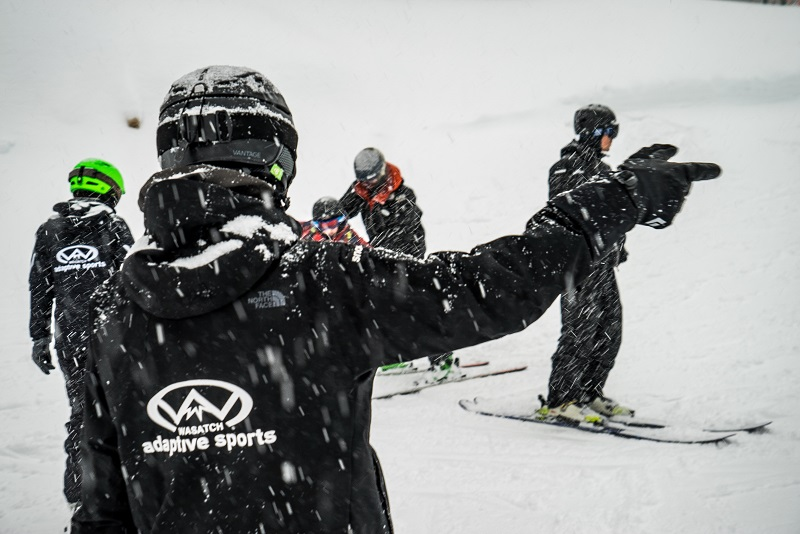 paralax for ways of giving wasatch adaptive sports