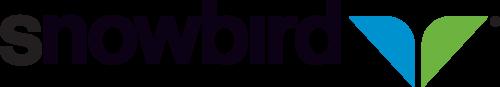 snowbird vector logo